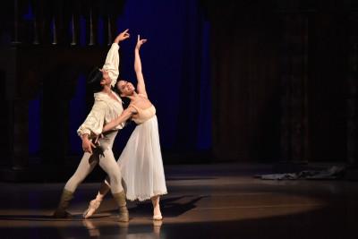 Compania Nacional de Danza presenta Romeo y Julieta. Palacio de Bellas Artes, octubre 2019. Foto Carlos Quezada
