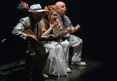 Desvenar, de Richard Viqueira se presenta en la Sala Villaurrutia, octubre 2019