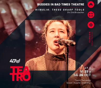 Buddies in bad Times Theatre se presenta en el Festival Internacional Cervantino 2019