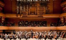 Orquesta Sinfonica de Montreal dirigida por Kent Nagano se presenta en el Palacio de Bellas Artes. Festival Internacional Cervantino 2019.