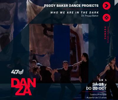 Peggy Baker Dance Projects se presenta en el Festival Internacional Cervantino 2019