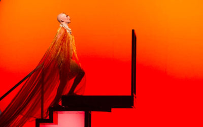 Akhnaten de Philip Glass. Opera Met en el Auditorio Nacional Temporada 2019- 2020. Foto Richard Hubert Smith.