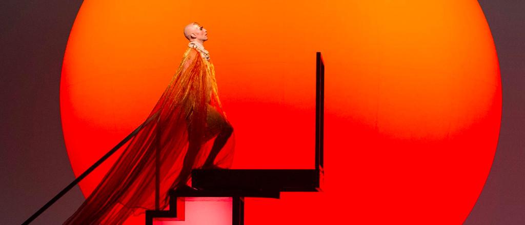 Akhnaten de Philip Glass. Opera Met en el Auditorio Nacional Temporada 2019- 2020. Foto Richard Hubert Smith.