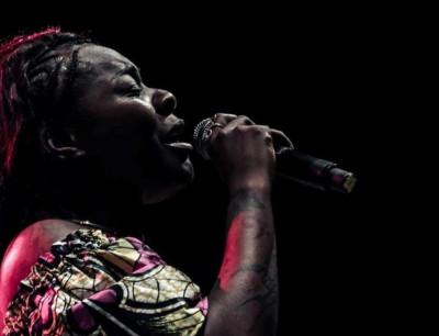 Concha Buika se presenta en el Teatro de la Ciudad Esperanza Iris, octubre 2019