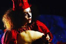 Lacuna, El Circo de Todos se presenta en el Foro la Gruta del Helenico, noviembre 2019. Foto Salvador Ortega