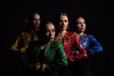 Leticia Cosio presenta Viva Flamenco en la Sala Miguel Covarrubias, noviembre 2019