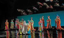 Madama Butterfly de Giacomo Puccini. Opera Met en el Auditorio Nacional Temporada 2019- 2020. Foto Ken Howard