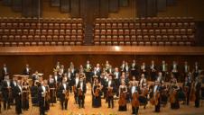 Orquesta Filarmonica de la UNAM, dirigida por Massimo Quarta presenta musica de Rimsky-Korsakov y Stravinski. Sala Nezahualcoyotl, noviembre 2019.