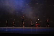 Tandem Cia de Danza se presenta en la Temporada Menu de Danza en 2 tiempos del Centro Cultural Los Talleres, noviembre 2019. Foto Diego Vallejo