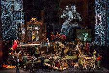 Wozzecka de Alban Berg. Opera Met en el Auditorio Nacional Temporada 2019- 2020.  Foto Paola Kudacki.