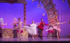 Compania Nacional de Danza presenta El Cascanueces en el Auditorio Nacional, diciembre 2019