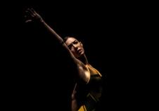 Compania Nacional de Danza presenta Tercer concierto para piano de Rajmaninov, obra de de Uwe Scholz. Teatro de la Ciudad Esperanza Iris, noviembre 2019.  Foto Nath Martin.