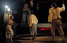 Compania Nacional de Teatro presenta La Celestina, direccion de Ruby Tagle, en el Teatro Julio Castillo, febrero 2020. Foto Jorge Carreon Ireta.