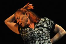 Contempodanza presenta Tonos obra de Cecilia Appleton. Teatro de la Ciudad, febrero 2020. Foto Foto Brenda Hernandez