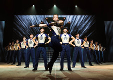 Lord of the Dance presenta Dangerous Games, de Michael Flatley, en el Auditorio Nacional, febrero 2020