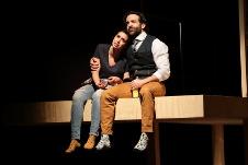 Cristian Magaloni lleva a escena Manana. Teatro Helenico, febrero 2020. Foto Luis Quiroza