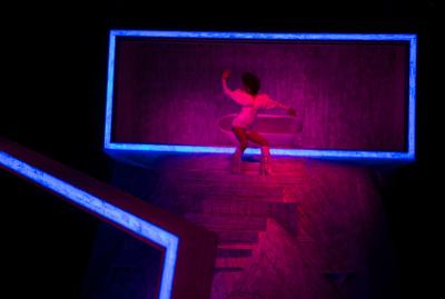 Aurora Cano lleva a escena Moscu, basada en un texto de Anton Chejov: Teatro El Galeon, febrero 2020.