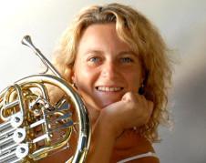 Nury Guarnaschelli, corno, se presenta con la Orquesta Sinfonica Nacional. Palacio de Bellas, febrero 2020