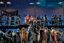 Porgy and Bess Metropolitan Opera en el Auditorio Nacional, enero 2020. Foto Ken Howard