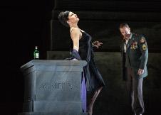 Auditorio Nacional presenta Agrippina, via satelite desde el Metropolitan Opera, marzo 2020. Foto Marty Sohl