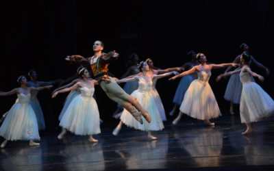 Compania Nacional de Danza presenta Giselle en el Palacio de Bellas Artes, marzo 2020