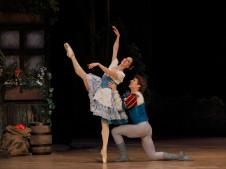 Compania Nacional de Danza presenta Giselle, Palacio de Bellas Artes, marzo 2020