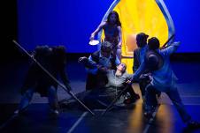 Imagina Producciones presenta El gran teatro del mundo, dirigida por Carlos Saura. Teatro Helenico, marzo 2020