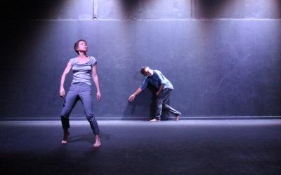 Galia Eibenschutz e Ivan Sanchez presentan Extimidades en Soliloquios 2020 Centro Cultural Los Talleres. Faoto Juan Valdes