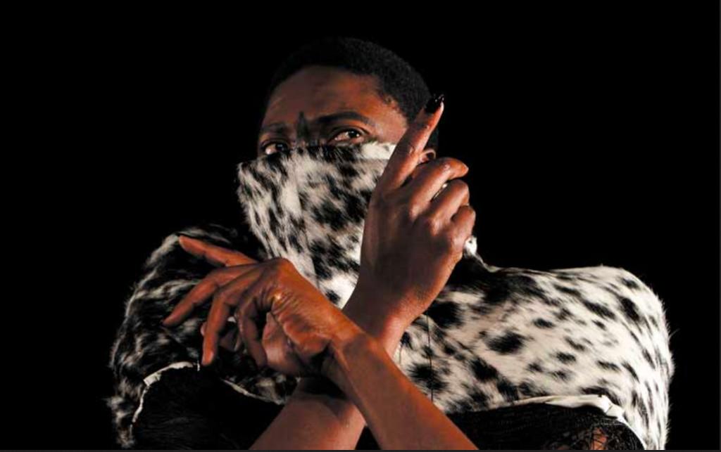 Gregory Vuyani mensaje Instituto Internacional del Teatro Dia Internacional de la Danza 2020. Foto John Hogg