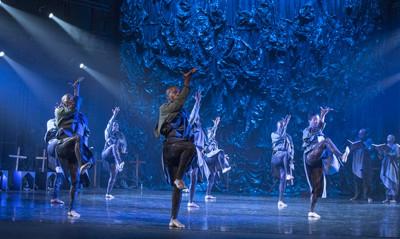 Gregory Vuyani mensaje Instituto Internacional del Teatro Dia Internacional de la Danza 2020.